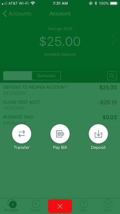 Vidalia Federal Mobile screenshot-3