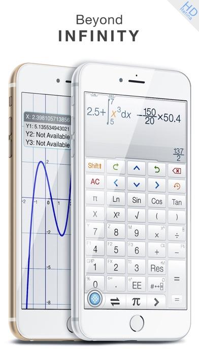 Screenshot for Calculator ∞ - Rekenmachine in Netherlands App Store