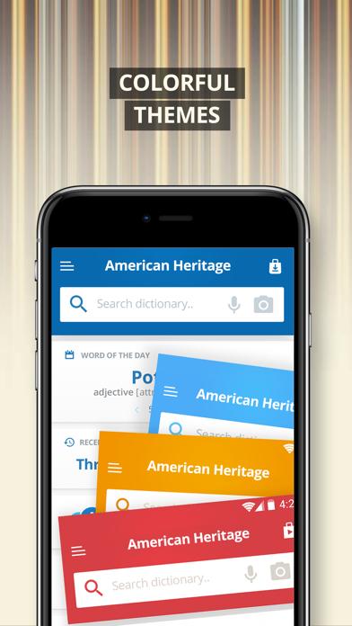 American Heritage Dictionary +のおすすめ画像3