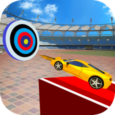 Activities of Dart Target Car Extreme Stunts