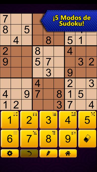 Sudoku EpicCaptura de pantalla de2