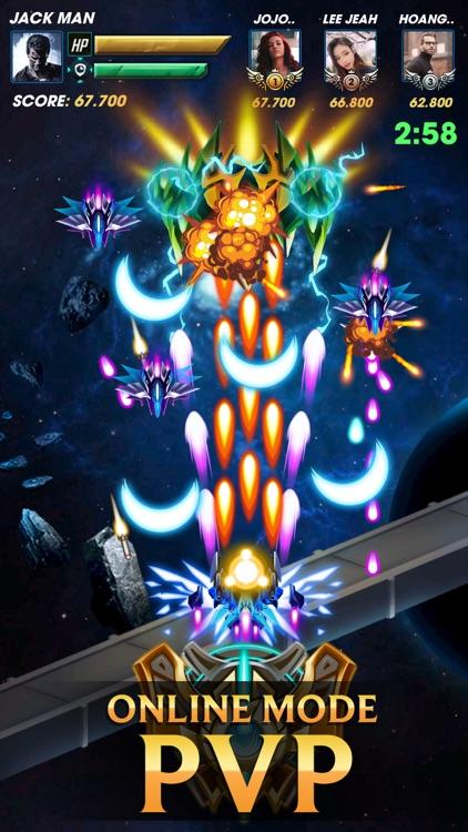 Galaxy Shooter PVP Combat screenshot-5