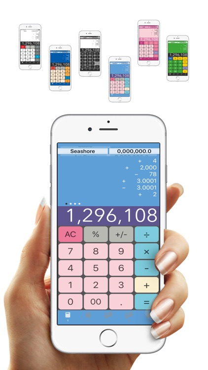 Calculator + - Twin Plus App # screenshot-7