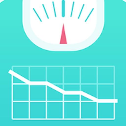 BMI Calculator – Weight track
