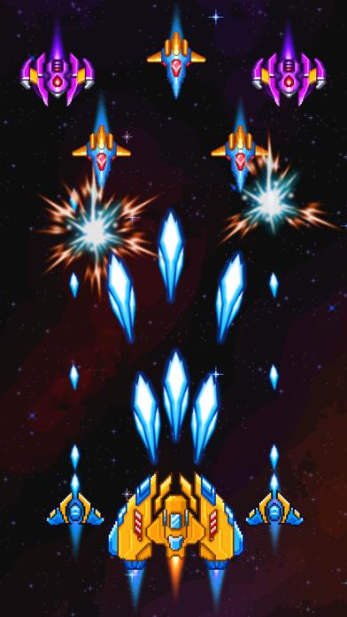 Alien War Spaceship Shooter screenshot 2