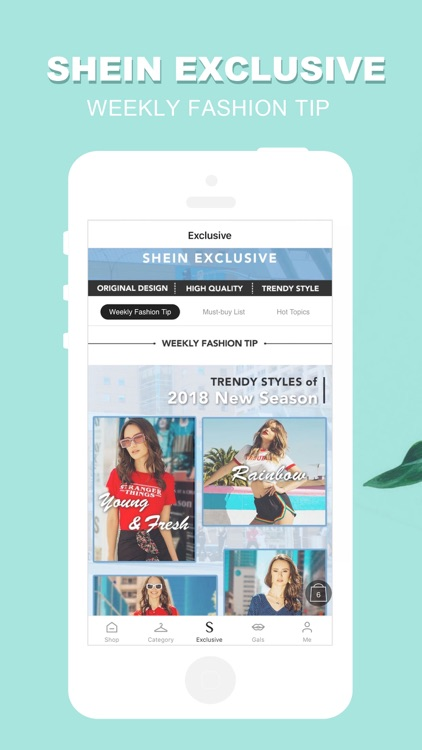 SHEIN-Fashion Shopping Online screenshot-3