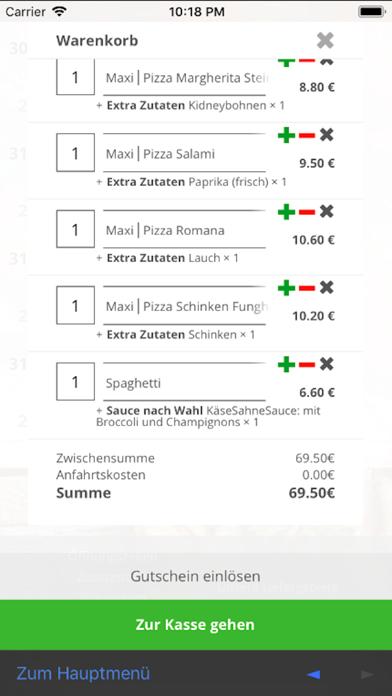 Pizza Pax BielefeldScreenshot von 5