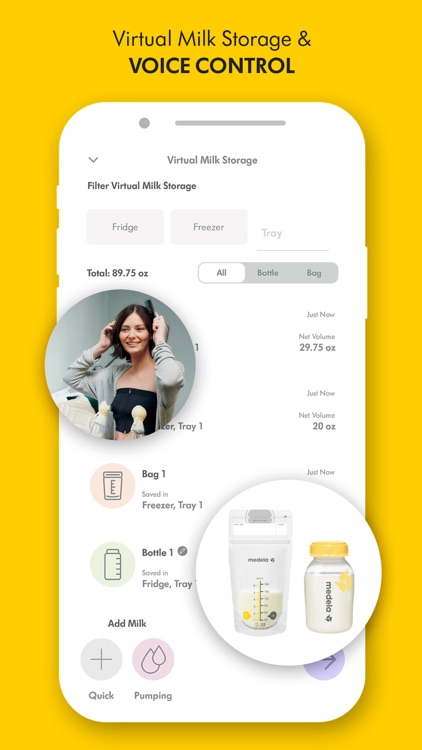 Medela Family - Baby Tracker screenshot-5
