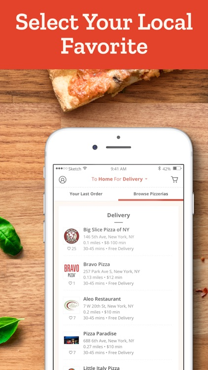 Slice: Pizza Delivery & Pickup screenshot-4