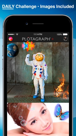 PLOTAVERSE•Create Your Reality Screenshot
