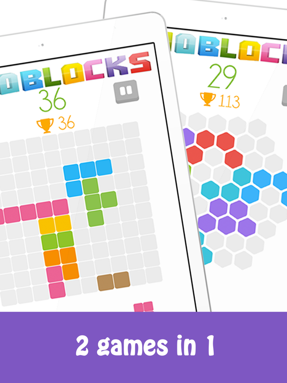 Block 1010 Puzzle Game screenshot 10