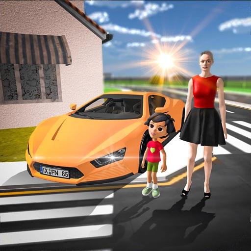 NY Virtual Mother Family Sim icon