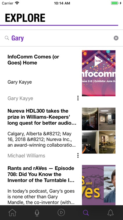 rAVe NEWS for iPhone and iPad screenshot-3