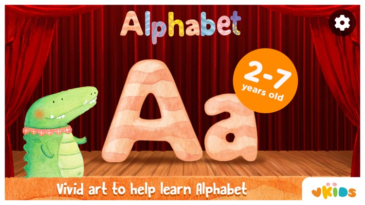 Alphabet Learning for Kids 2+ screenshot-3
