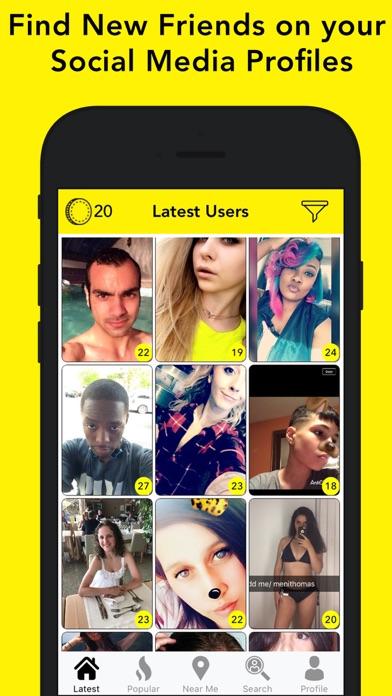 Find Friends : Be Naughty Screenshot