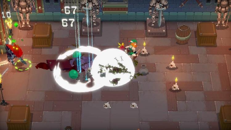 Otherworld Legends screenshot-8