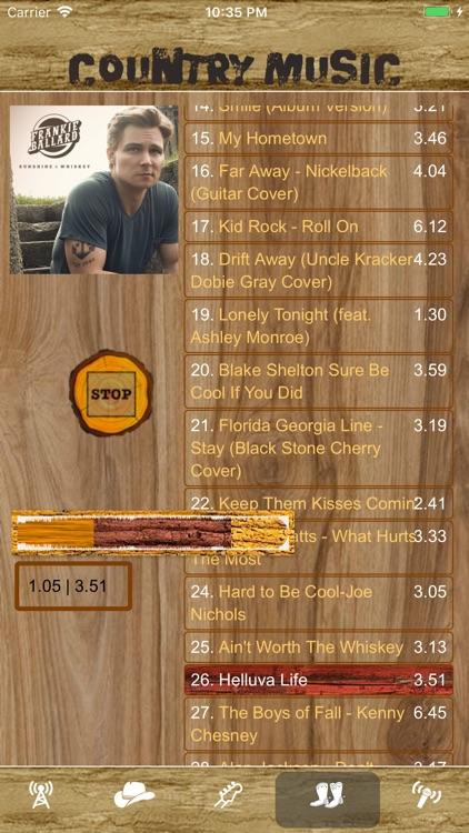 Country Music screenshot-6
