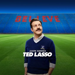 Ícone do app Ted Lasso Stickers Apple TV+