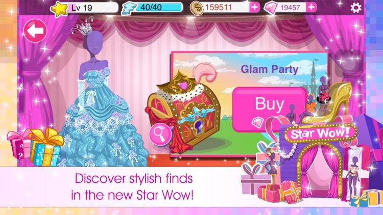 Star Girl - Fashion Celebrity screenshot-4