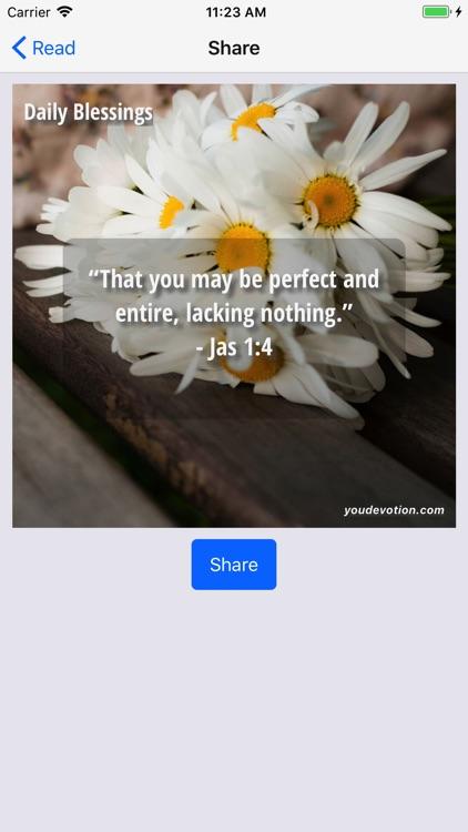 God's Daily Blessings