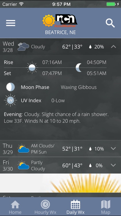 NCN21 WEATHER screenshot-4