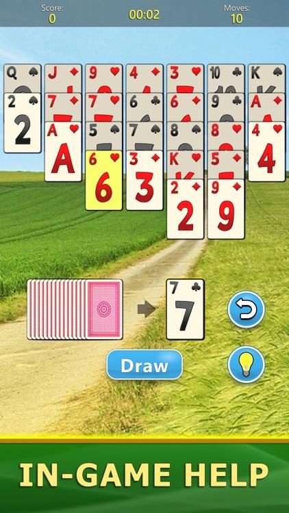 Golf Solitaire - Card Game screenshot-5