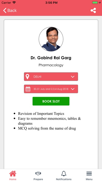 Pharmacology by Dr  Gobind Rai - App - app of today