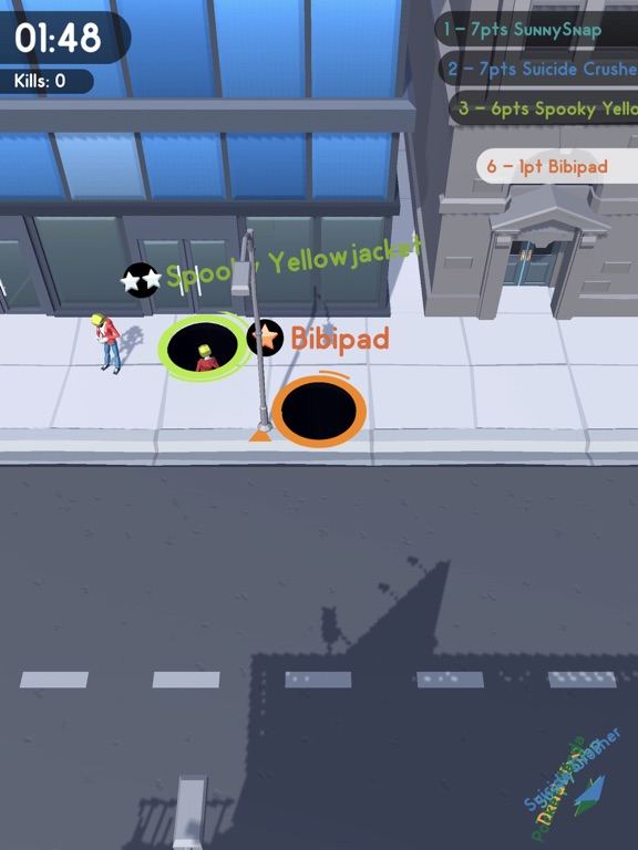 Image of Hole.io for iPad