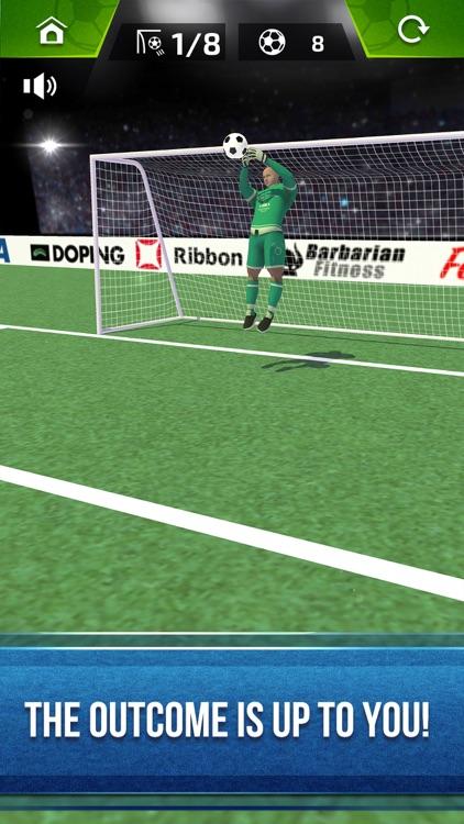 Football Penalty Series 3D
