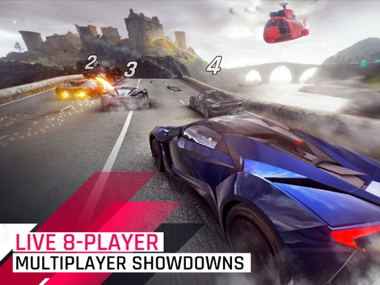 Asphalt 9: Legends screenshot 8