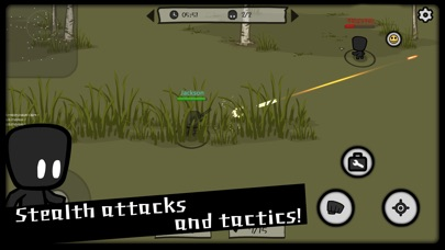 Shadow Battle Royale screenshot 3