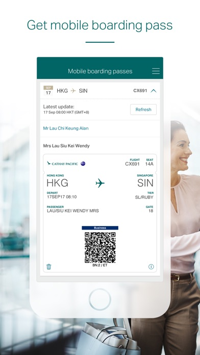 Download Cathay Pacific for Pc