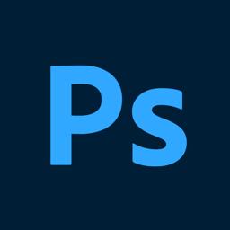 Ícone do app Adobe Photoshop