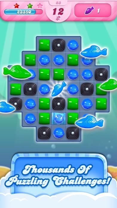 Screenshot 4 of Candy Crush Saga App