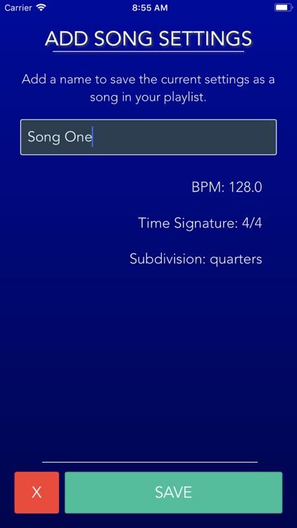 MightyMet Metronome