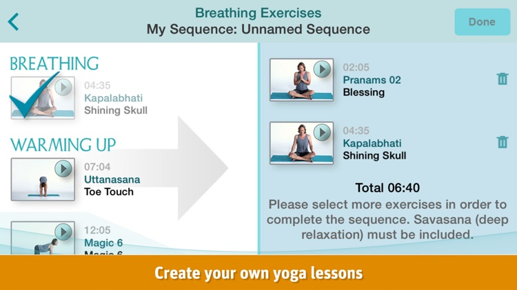 Yoga for Everyone: body & mind screenshot-3