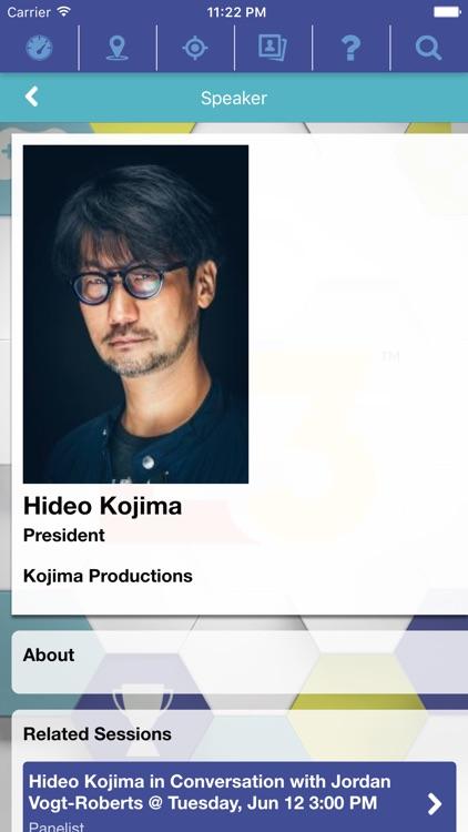 E3 App screenshot-4