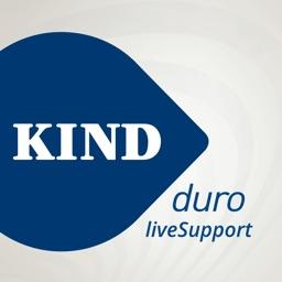 KINDduro liveSupport