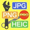 Kazuya Fujita - JPG,HEIC,PNGに一括変換-PRO アートワーク