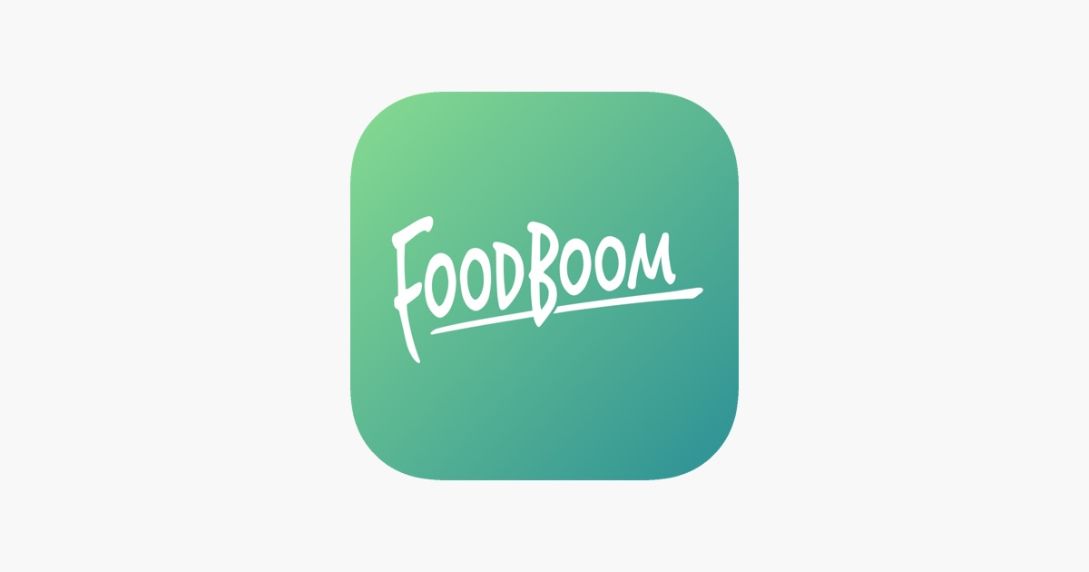 foodboom im app store. Black Bedroom Furniture Sets. Home Design Ideas