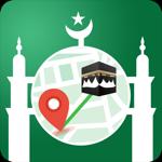 Muslim: Время намаза, Кибла на пк