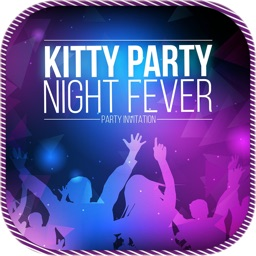 Kitty Party Invitation Card HD