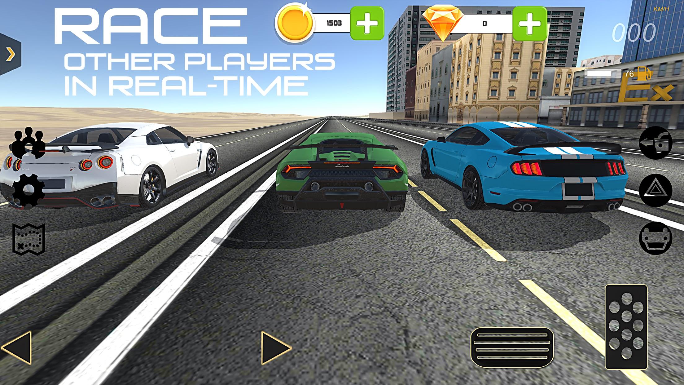 Drift and Race Online Screenshot