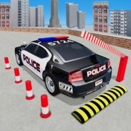 Police Car Parking Simulator -