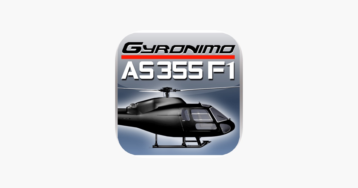as355 f1 performance pad on the app store rh itunes apple com AS355 Cockpit AS350 B3