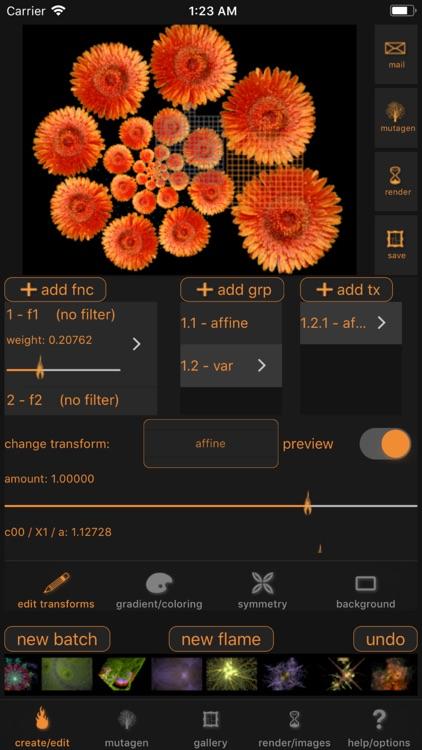 Flamelet screenshot-3