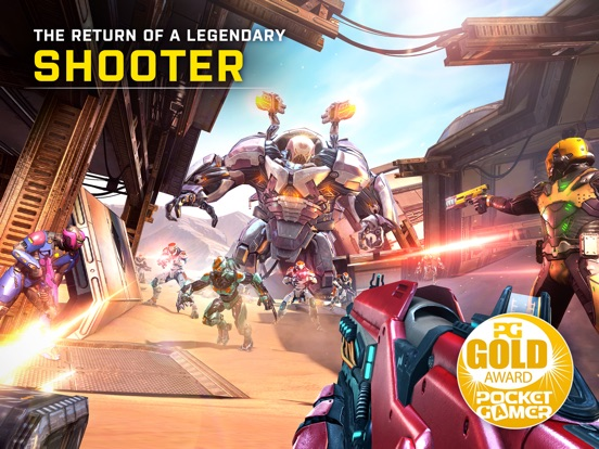SHADOWGUN LEGENDS-ipad-0