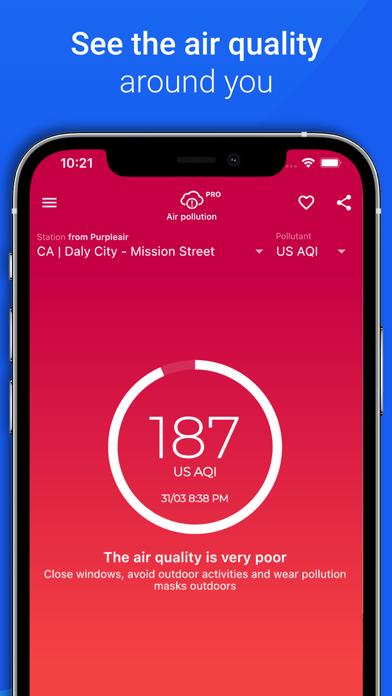Air Quality - AirCare Screenshot