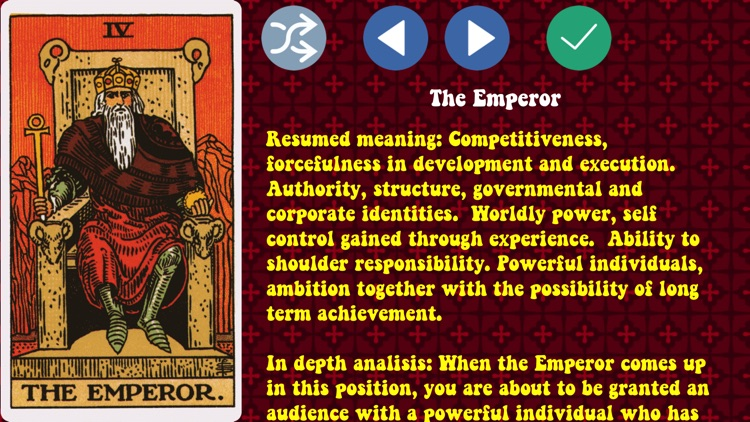 Real Tarot screenshot-6