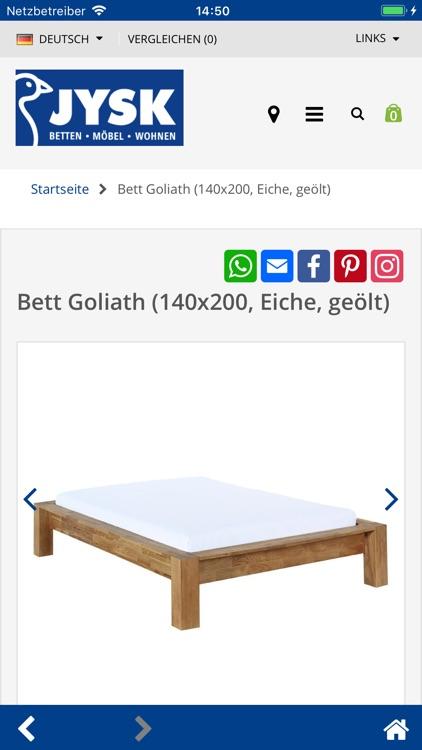 JYSK – Betten, Möbel, Wohnen